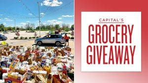 Grocery Giveaway