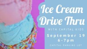 Ice Cream Drive Thru