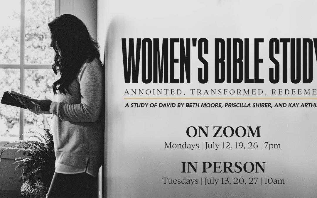 Women's Summer Bible Study