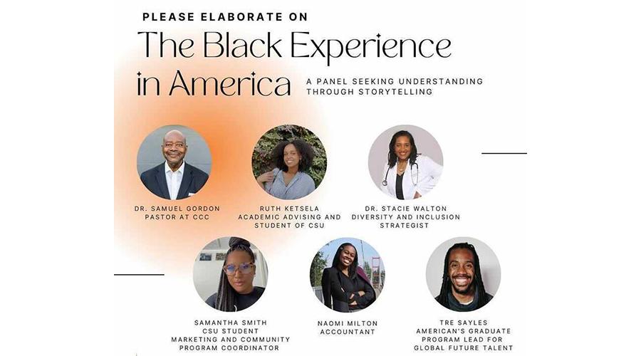 PE: On the Black Experience